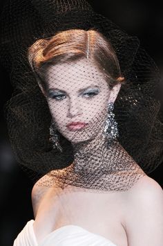 badgley mischka #hair #makeup #glamour