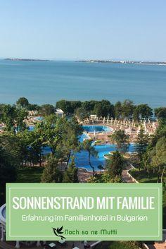 Sommer, Sonne und Strand. Wer einen entspannten Urlaub mit der Familie erleben möchte, der ist in Bulgarien genau richtig. Land und Leute sind sehr kinderfreundliche und die Hotelanlage am Sonnenstrand hat uns überzeugt. Unsere Erfahrungen im Familienhotel RIU Hotel Helios Paradise sind sehr positiv.