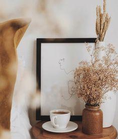 Decoration, Art Decor, Home Decor, Home Interior Design, Interior And Exterior, Interior Ideas, Entryway Art, Shades Of Beige, Bedroom Art