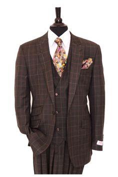 Tiglio suit and more at www.FashionMenswear.com