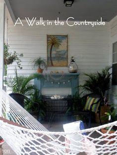 Back porch - Outdoor Spaces