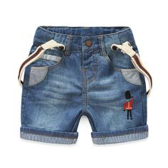 http://babyclothes.fashiongarments.biz/  Retail 2016 new boys children's pants england style mid straight cartoon Denim shorts, http://babyclothes.fashiongarments.biz/products/retail-2016-new-boys-childrens-pants-england-style-mid-straight-cartoon-denim-shorts/, 	,  	 , Baby clothes, US $12.88, US $12.88  #babyclothes