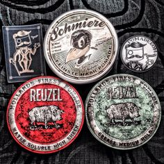 Have you tried one of these for yourself? You are your best critic. www.pomade.com (Rumble 59 Schmiere/ Reuzel)