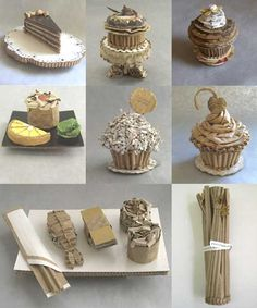 carboard food - Google Search