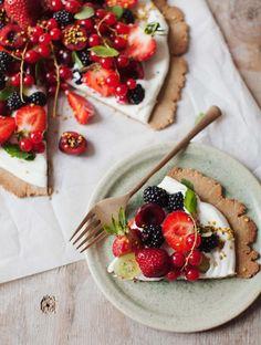 summer celebration tart