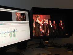 Ammattina Sankari Tosi-TV jakson 12 jaksoa on valmiit ja nyt odotetaan ensimmäistä jaksoa.