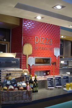 74 Best Pizza Shop Design Inspiration images in 2019 ...