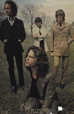 Robby Krieger, John Densmore, Ray Manzarek, and Jim Morrison Blues Rock, Pink Floyd, Music Is Life, My Music, Les Doors, Beatles, Melbourne, The Doors Jim Morrison, The Doors Of Perception