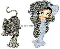 Browse all of the Betty Boop photos, GIFs and videos. Find just what you're looking for on Photobucket Gif Animé, Animated Gif, Boop Gif, Animated Cartoon Characters, Animated Cartoons, Glitter Gif, Betty Boop Cartoon, Betty Boop Pictures, Les Gifs