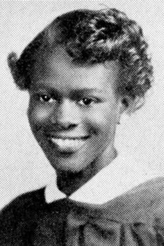 Cicely Tyson  Would you believe us if we told you this picture of the powerhouse actress was from 1944? Here, Tyson was a senior in NYC.