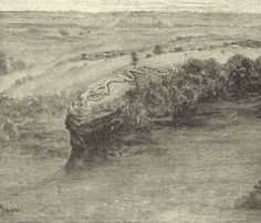 Nephilim Chronicles: Giant Human Skeletons: Giant Nephilim Skeletons Found at Ohio's Serpent Mound