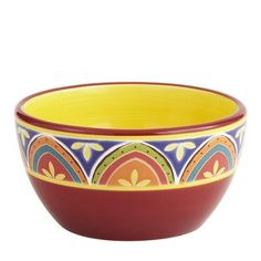 Mexicali Dinnerware.  Just how awesome is this set?!  I want it so I could just throw dinner parties to show this set off!