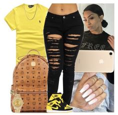 A fashion look from November 2017 featuring Rolex watches. Browse and shop related looks. Swag Outfits For Girls, Boujee Outfits, Cute Swag Outfits, Teenage Girl Outfits, Jordan Outfits, Cute Comfy Outfits, Teen Fashion Outfits, Teenager Outfits, Dope Outfits