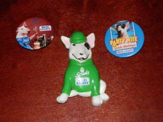 Vintage 1987 Bud Light Spuds Mackenzie button by TresorsEnchantes, $35.00
