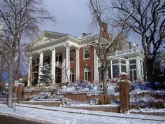 Colorado Gov's Mansion is among the 10 largest in USA