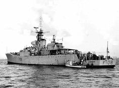 F108 HMS Londonderry of Miami