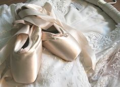 Kell Belle Studio: Worn Ballet Shoes