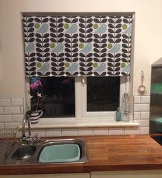 die besten 25 homemade roller blinds ideen auf pinterest. Black Bedroom Furniture Sets. Home Design Ideas