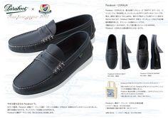 Paraboot x Yokohama F・MARINOS