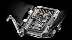 Urwerk: This Titanium Watch Can Tell You When It's Losing Accuracy