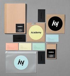 cool branding | colour combo