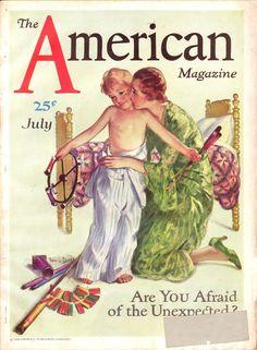 The American Magazine. July 1931