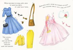 Ann of Hallmark Paper Doll series