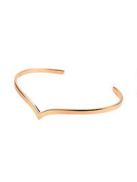 Ginette NY - Wise Cuff - Rose Gold
