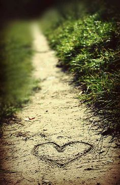 """""""When the road gets dark - And you can no longer see - Just let my love throw a spark - And have a little faith in me."""":"""