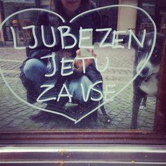 Ljubezen je tu za vse