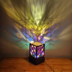Light Em Up, Light Art, Bakery Shop Interior, I Love Lamp, All Of The Lights, Moroccan Lanterns, Faux Stained Glass, Nightlights, Indian Home Decor