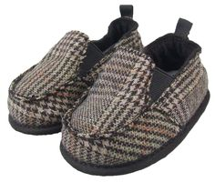 Shoes - ME-IN-MIND plaid cruiser slip-ons