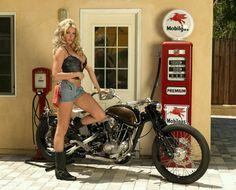 motorcycle pin up girls pictures Car Show Girls, Car Girls, Pin Up Girls, Harley Davidson, Racing Motorcycles, Hot Bikes, Beautiful Women Pictures, Biker Girl, Biker Chick