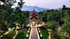 Sequestered away in the ancient forests of the Yunnan province, Anantara Xishuangbanna Resort is an opulent gateway to this culturally rich and stunningly beautiful region.