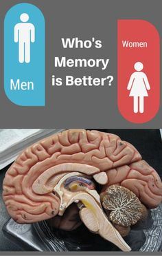 Dr Oz was curious himself and wanted to find out, who has a better memory: men or women?