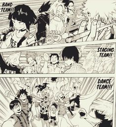 Boku no Hero Academia Manga #151
