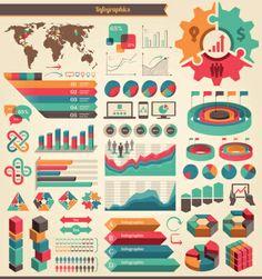 Clipart vectoriel : Infographic Elements
