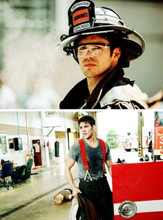 Jeremy Gilbert is now Jimmy B. on Chicago Fire