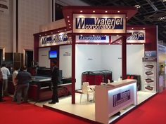 Waterjet Corporation exhibiting at Big 5 Show 2014 in Dubai