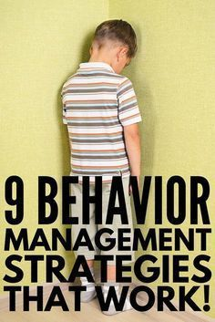 9 Behavior Management Techniques for Parents and Teachers | If you're looking for strategies and ideas to teach you how to discipline kids at home and in the classroom, we have 9 tips you don't want to miss! Whether you're the mom of emotional daughters or destructive boys, the parent of high-energy toddlers, or the teacher of mouthy teenagers, these simple, yet positive techniques are perfect for parents and teachers alike! #parenting #parenting101 #parentingtips