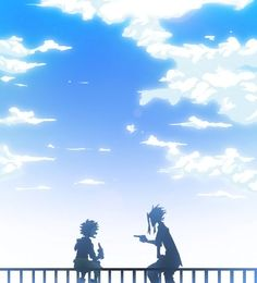 Boku no Hero Academia || Midoriya Izuku, All Might.