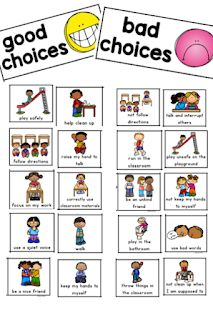 Behavior Expectations and Think Sheet