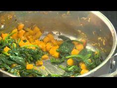 Aceite a sugestão para o almoço: Rolinhos de #Espinafre (com #requeijão e #abóbora) - Dicas Online