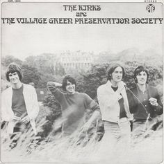 the kinks village green preservation society