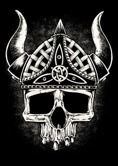 1000 images about celtic on pinterest celtic tattoos for Celtic skull tattoo