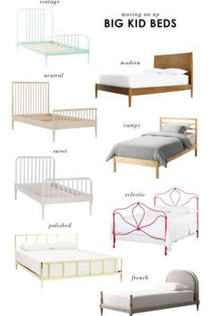 Recently, I posted about some great big kid bed options, as well as some reasons why it might be a smart choice to move right up to a twin or full bed from the crib. It can also be just as smart to move to a toddler bed, depending on your situation. Toddler beds are […]