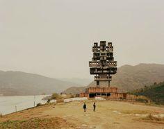 Nadav Kander - From Yangtze, The Long River. Via.
