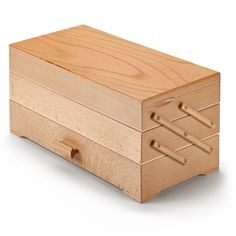 manufactum - sewing box + 3 drawers