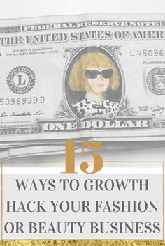 Learn How You Can Apply Startup Growth Hacks To Your Fashion or Beauty Business To 3X Your Profits In Just 30 Days >>