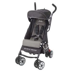 Jeep Deluxe All-Weather Umbrella Stroller